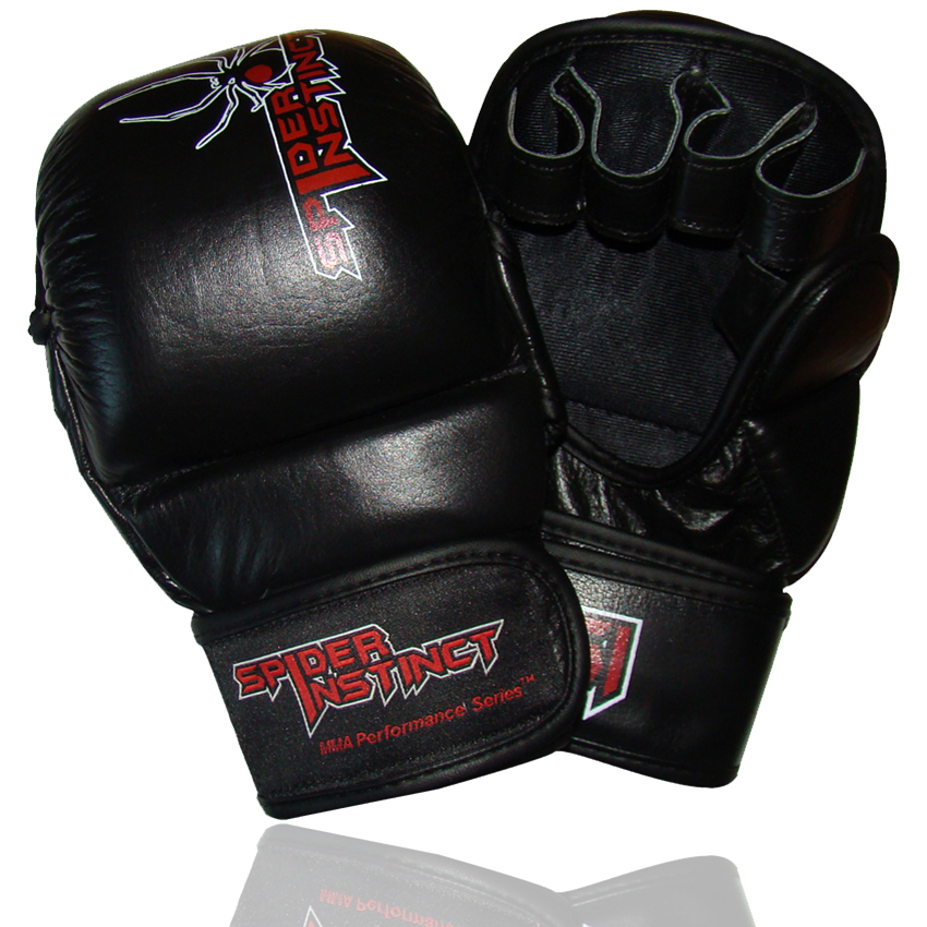 Gants de MMA Sparring - Spider Instinct